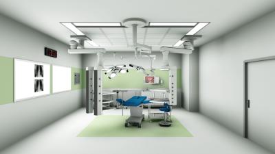OP-Raum in 3D